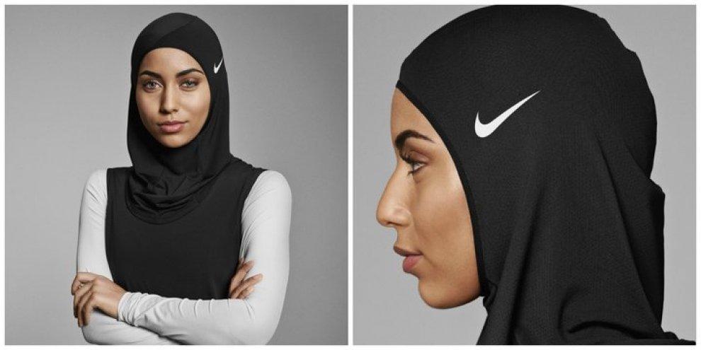 La Nike pro Hijab